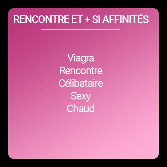 """Liste mots spammant """"rencontres et plus si affinité"""""""