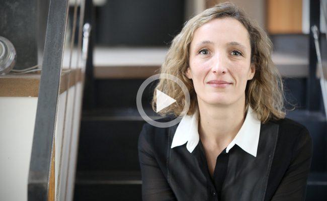 Vidéo interview Anne Lefort