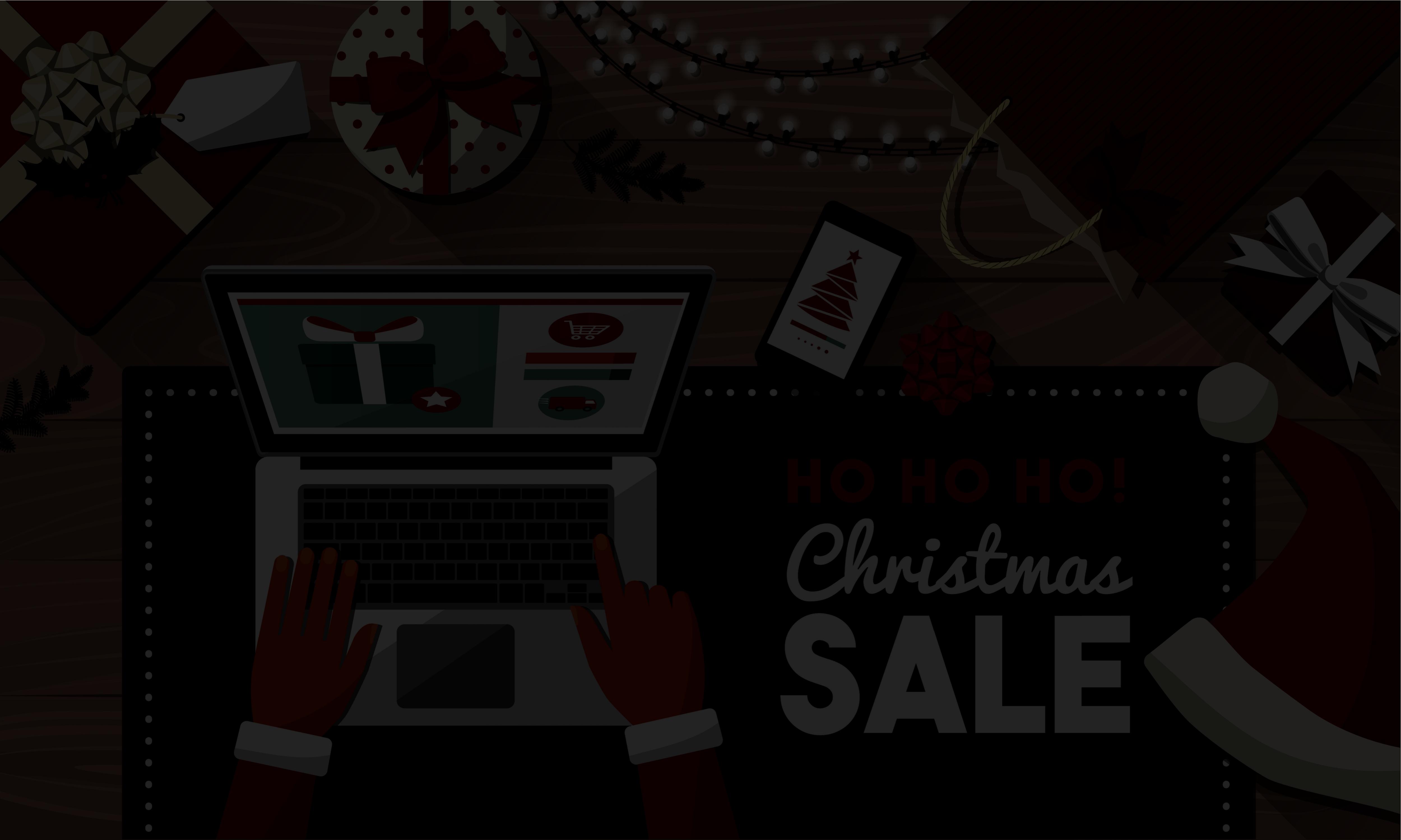 3 styles d'inspirations pour vos emails dédiés aux fêtes de fin d'année